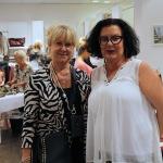 Vår löneadministratör Berith och marknadschefen Ingrid.