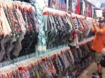 Tygmarknad i kina